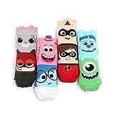Best Disney bong - Disney Pixar Funny Movies Official Socks (Lowcut 4Pairs) Review