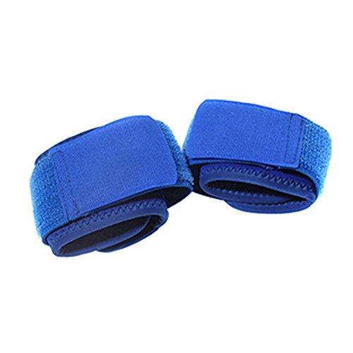 2 STÜCKE Handgelenkspangen Handgelenk Wraps Handgelenk Bandage Fitness Bodybuilding Volleyball Basketball Fitness Armband Fit-für Frauen und Männer