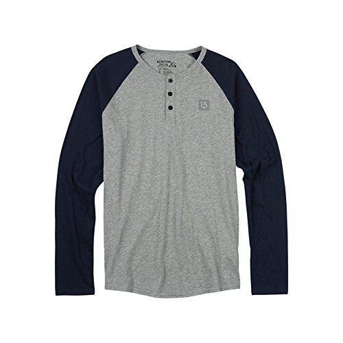 burton-process-henley-t-shirt-manches-longues-homme-gray-heather-fr-l-taille-fabricant-l