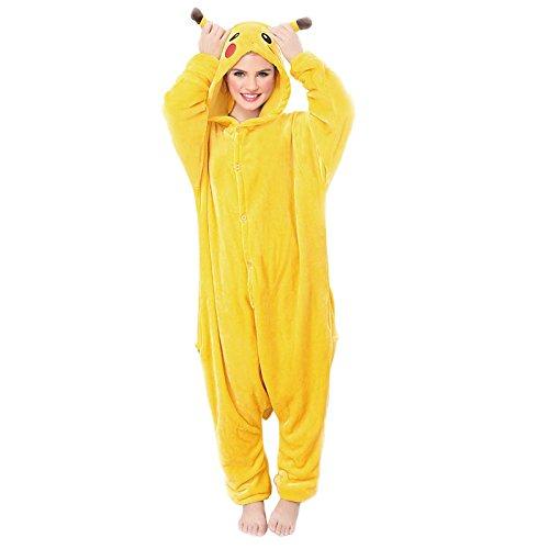 Disfraz-de-Ratn-Elctrico-infantil-para-Carnaval-Pijama-Kigurumi