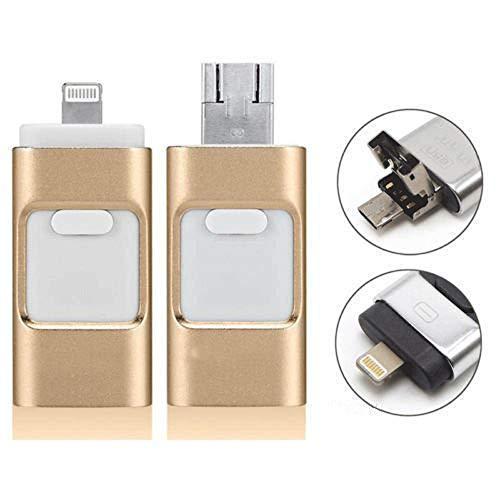 USB-Sticks Flash-Laufwerk Computer mit großer Kapazität Memory Stick-Speicher Externe Festplatte USB Geschenk für DREI Personen USB Memory (größe : 64GB) (Ipad 64gb Mini Refurbished)