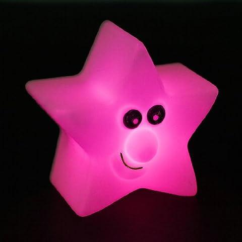 Bluelover Leuchten Sie Sterne Auto Andern Led Neuheit Lampe Hellen Raum Christmasdecor