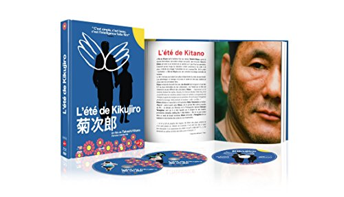 L'été de Kikujiro - Édition limitée, Digibook Blu-ray + DVD + B.O + Livret