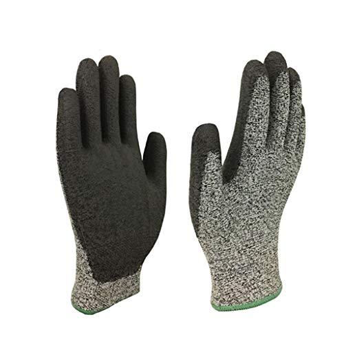 Yantong Gao Outdoor Cut-Proof Handschuhe 5 Anti-Rutsch-Anti-Rutsch-Multifunktions-Industrie-Schutzhandschuhe Mehrzweckhandschuhe