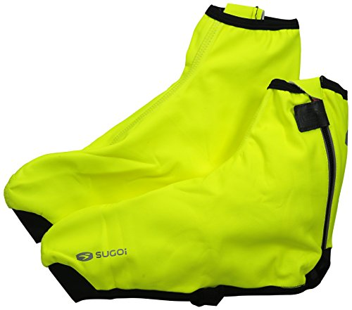 Sugoi Resistor Bootie Men Super Nova Yellow 2016 Copriscarpe/ghette, Gelb, S Gelb
