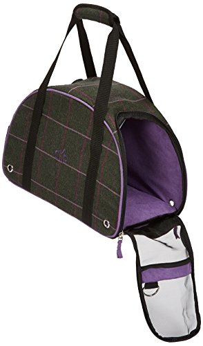 gor-pets-kensington-carrier-tweed-check-small-green