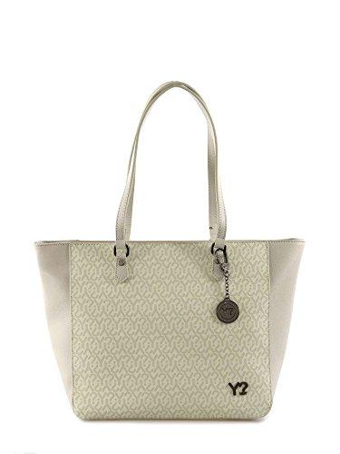 Ynot? Y-006 Shopping Donna Bianco