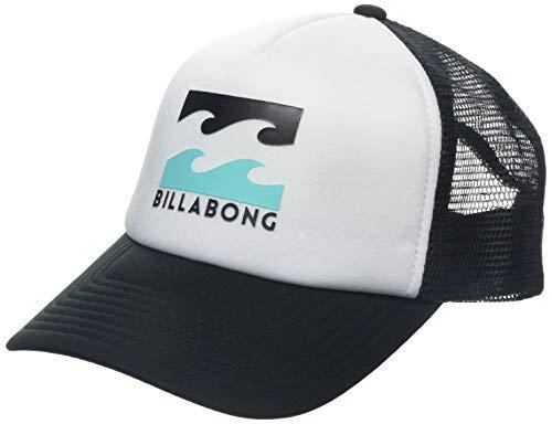 BILLABONG Podium Trucker Gorra, (White/Blue 2745), One Size (Tamaño del Fabricante:U) para Niños