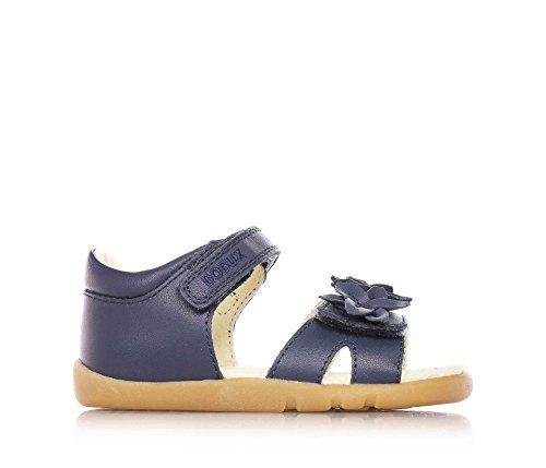 Bild von BOBUX - Blaue Sandale, aus atmungsaktiven Leder, extrem flexibel ermöglicht, baby jungen