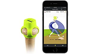 Zepp 2 Baseball Swing Analyzer – Weiß