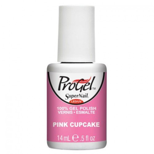 SuperNail ProGel LED/UV Vernis à Ongles - Pink Cupcake - 14ml