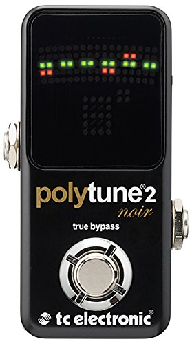 TC Electronic PolyTune 2 Noir