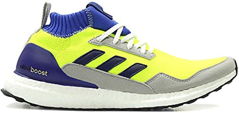 adidas hommes solar ultraboost mi - proto (jaune / solar hommes jaune / salut res bleu / blanc) 1d00f7