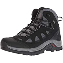 Amazon.es: Botas Trekking Salomon - Gris