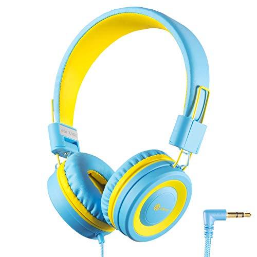 iClever IC-HS03 Casque Audio pour Enfant avec la...