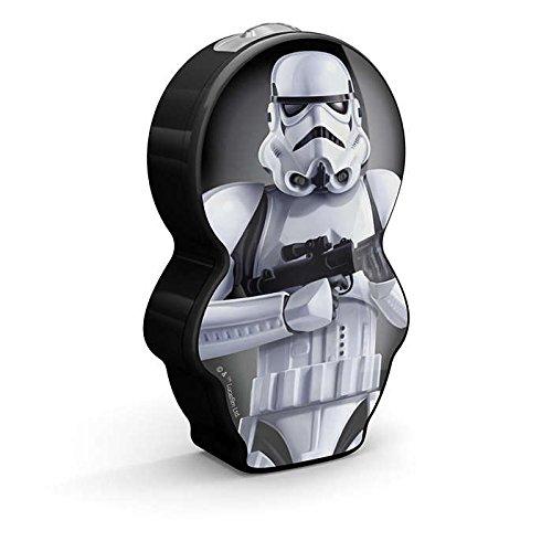Philips Disney Star Wars Stormtrooper LED Taschenlampe, schwarz