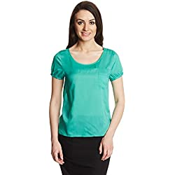 Only Women's Button Down Shirt (15102139_ Sea Green_42)