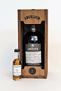 Aberlour - Hand Filled Distillery Release - 16 year old - 56.5% - *50ml Sample* by Aberlour