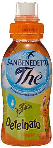 san-benedetto-bevanda-analcolica-di-the-deteinato-alla-pesca-24-pezzi-da-250-ml-6-l