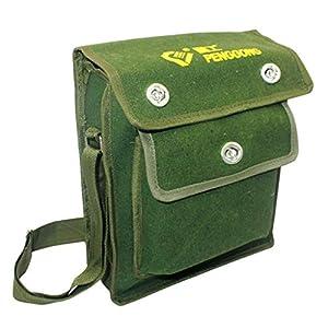 A0127 Hardware Toolkit – Bolso bandolera impermeable Oxford paño Multi Organize bolsillos bolsa de almacenamiento portátil electricista accesorios de trabajo