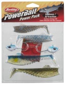 Berkley Power Bait Trout Bait Glitter Schwarzes Feuer 3 x 50g-Glas 100g//6,66€