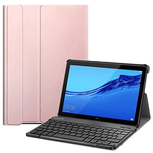 Fintie Funda Teclado Español Ñ Huawei Mediapad T5