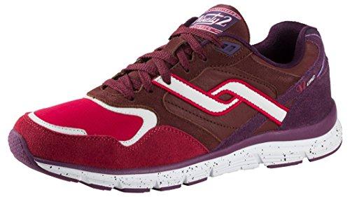 Pro Touch Damen Freizeitschuh Sneaker 92one lila / pink Mehrfarbig