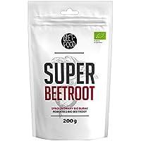 Diet Food Super Beetroot Powder Organic 200 gr - Remolacha