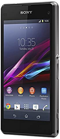 Sony Xperia Z1 Compact LTE Smartphone (10,9 cm (4,3 Zoll)