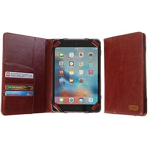 3Q Lujosa Funda Universal para Tablet 7 pulgadas Carcasa universal 8 pulgadas Novedad Mayo 2016 Porta Tablet Case Cover Fundas de tablet con soporte de sobremesa Diseño exclusivo Suizo