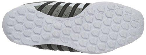 K-Swiss ARVEE 1.5, Sneakers Basses homme Blanc (White/Neutral Gray/Black 194)