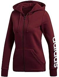 Con Adidas Cappuccio it Felpe Abbigliamento Felpe Amazon wR5tqI