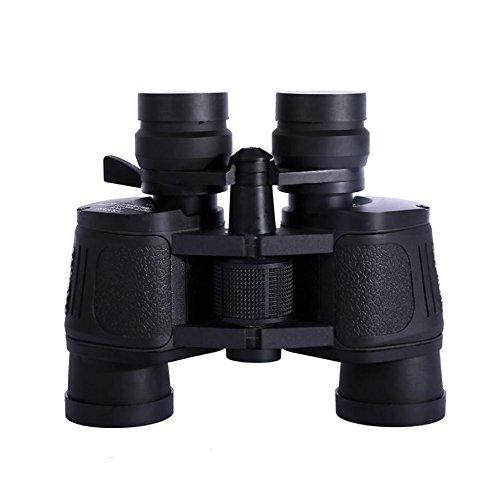 WJ 10-50 * 50 Hd Zoom Licht Nachtsicht Fernglas Outdoor Portable Gl?ser,Schwarz,215 * 75 * 180mm
