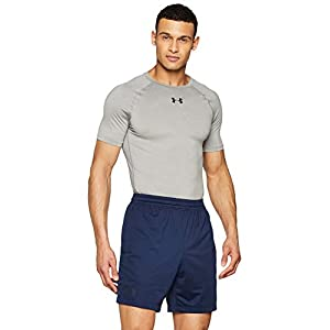 Under Armour, Mk1 Short 7In., Pantaloncini, Uomo, Blu (Academy/Stealth Gray), M