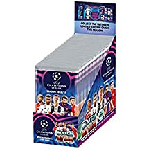 a366c8e7d556 180 Cartas Champions League Topps 2018 2019 - 30 Boosters