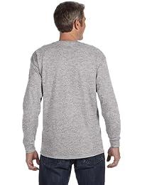Hanes 6.1 oz. Tagless ComfortSoft Long-Sleeve T-Shirt