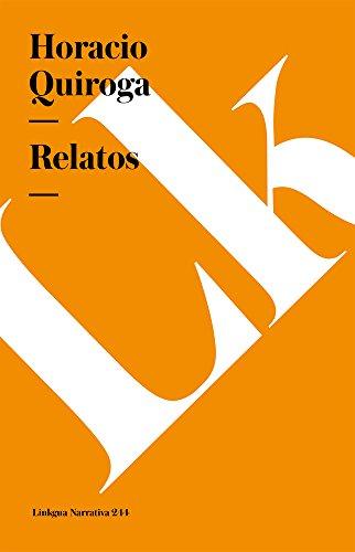 Relatos Cover Image