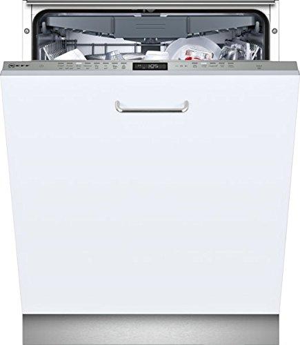 Neff GX5801M Geschirrspüler Vollintegriert/A++ / 266 kWh/Jahr / 2660 L/jahr / TimeLight/weiß