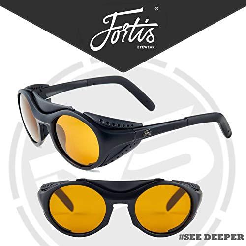 Fortis Eyewear Isolatoren Angeln Brille