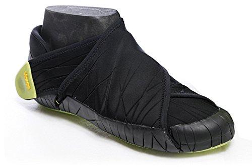 Vibram Vibram FiveFingers Furoshiki Neoprene Low, Size:XS (36-37);Color:Black/Lime