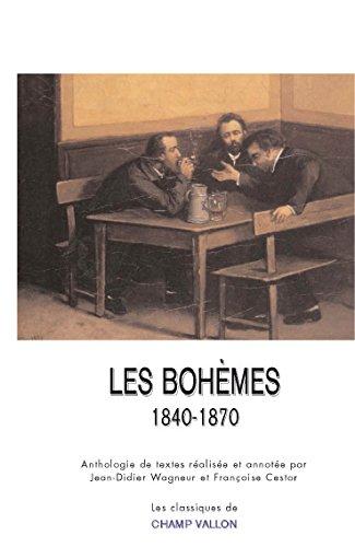 les-bohmes-1840-1870-ecrivains-journalistes-artistes