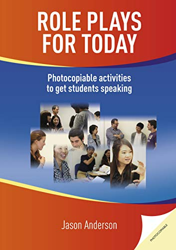 Role Plays for Today. Book with photocopiable activites: Photocopiable activities to get students speaking. Book with photocopiable activites (Delta Photocopiables)