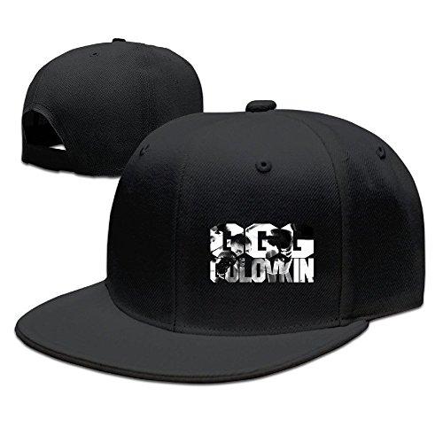Facsea Runy Custom GGG Gennady Golovkin Adjustable Baseball Hat & Cap Black