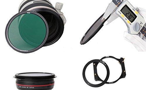 Haida Pro II Digital Slim Polfilter Zirkular MC (multicoating) - 100er Serie Einschubfilter