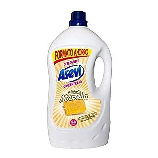 Asevi 23671Marseille Detergent Liquid, 3.8L