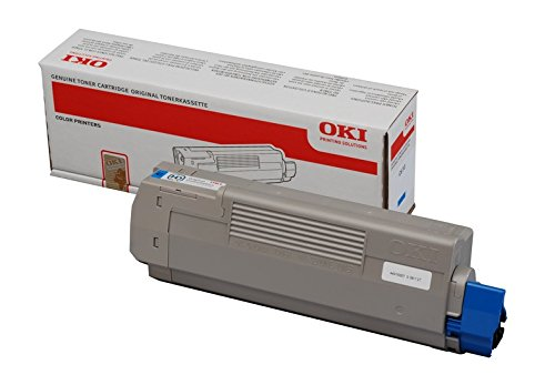 Best Saving for Oki 44315307 C610 Toner Cart – Cyan Special