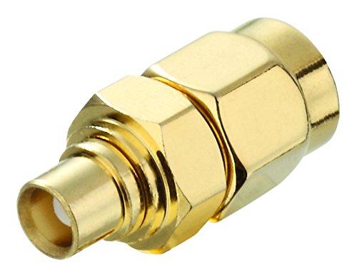 adaptare 60344 Adapter MCX-Buchse auf SMA-Stecker Mcx-adapter