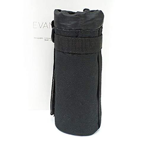 Outdoor Supplies Praktisch, multifunktional Outdoor Sports Cup Isolierung Set Bergsteigen Reiten Schutztasche Männer und Frauen Armee Fan Wärmflasche Jacke ( Color : A , Size : 19.8*7.5cm/7.8*3.0in )