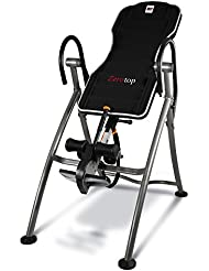 BH Fitness ZERO TOP G410 table d'inversion Noir