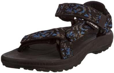 2b6033406cc39c Teva Hurricane Unisex Children s Sandal Blue brambler blue Size 9 ...